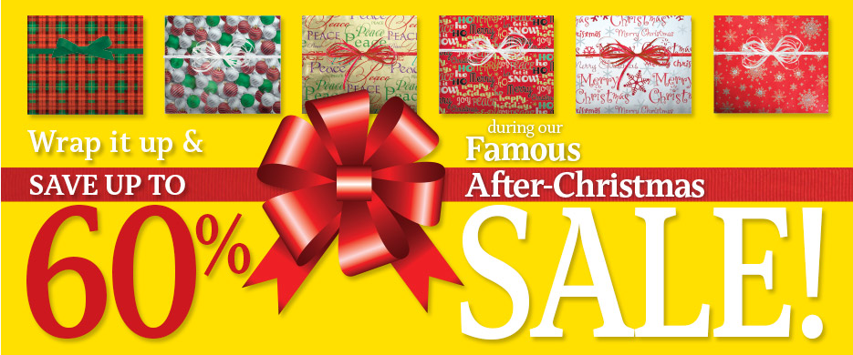 Shop Christmas Wrapping Paper Rolls at Current Catalog