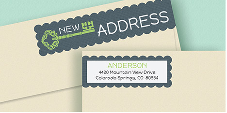 Shop Connect Wrap Around Address Labels at Current Catalog