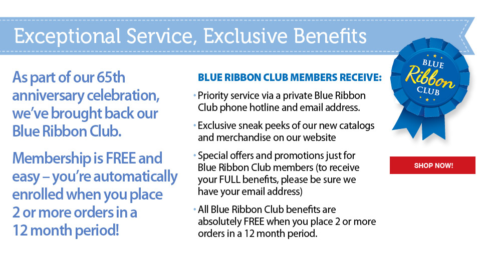 Blue Ribbon Club