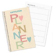 Shop Personalized Planners at Current Catalog