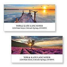 Shop Floral Address Labels at Current Catalog