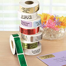 Shop Rolled Address Labels at Current Catalog