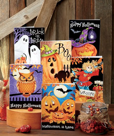 Shop Halloween Cards at Current Catalog
