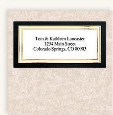Shop Foil Address Labels at Current Catalog