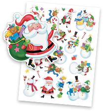 Shop Christmas Stickers at Current Catalog