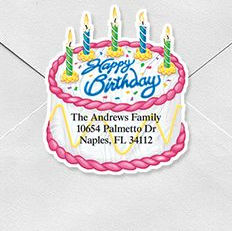 Shop Diecut Address Labels at Current Catalog