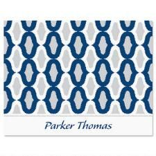 Shop Men's Personalized Note Cards at Current Catalog