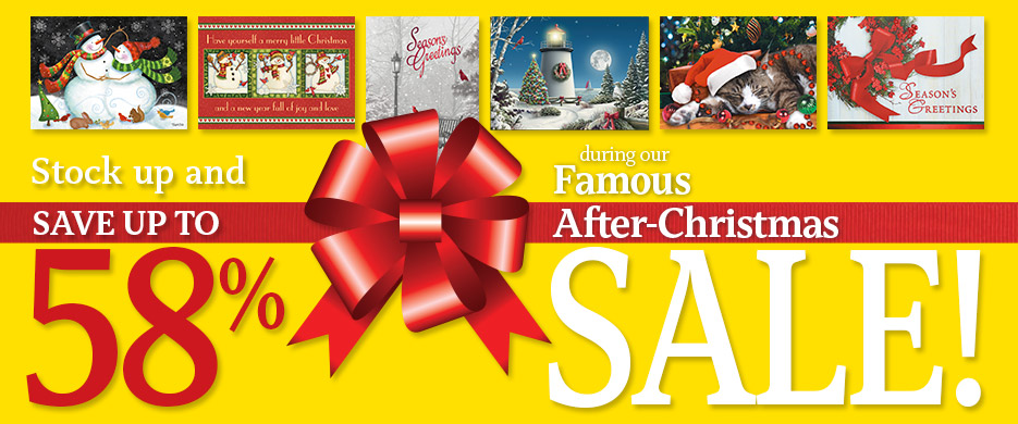 Shop Christmas Card Sale at Current Catalog