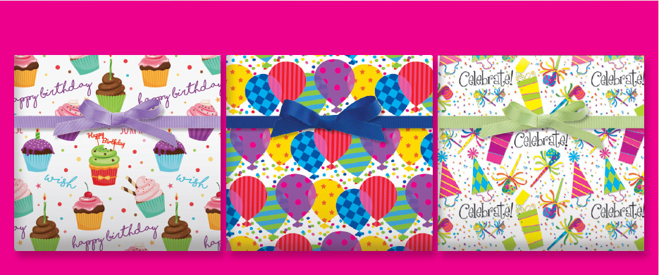 Shop Gift Wrap Sale at Current Catalog