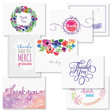 Shop Thank You Card Value Packs at Current Catalog