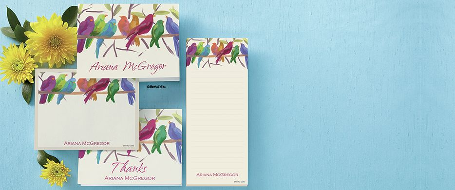 Shop Design Collections Stationery at Current Catalog