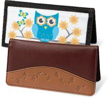 Shop Checkbook Covers at Current Catalog