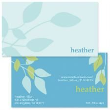 Shop Business Cards at Current Catalog