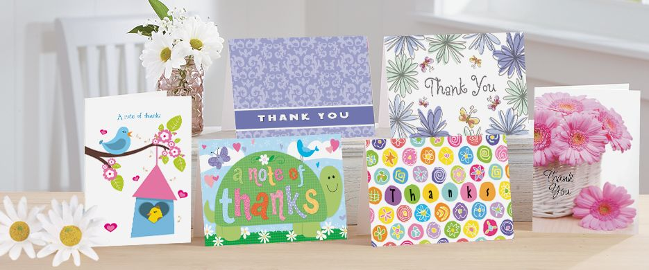 Shop Thank You Cards & Notes at Current Catalog