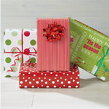 Shop Christmas Flat Wrap at Current Catalog