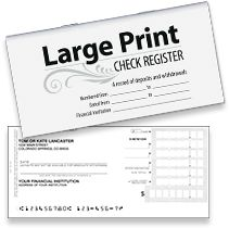Shop Deposit Slips & Registers at Current Catalog