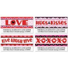 Shop Valentine Address Labels at Current Catalog