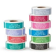 Shop Solids & Clear Labels at Current Catalog